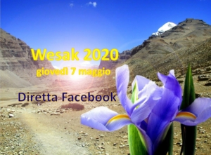 WESAK 2020 in diretta Facebook @ DIRETTA FACEBOOK | Milano | Lombardia | Italia